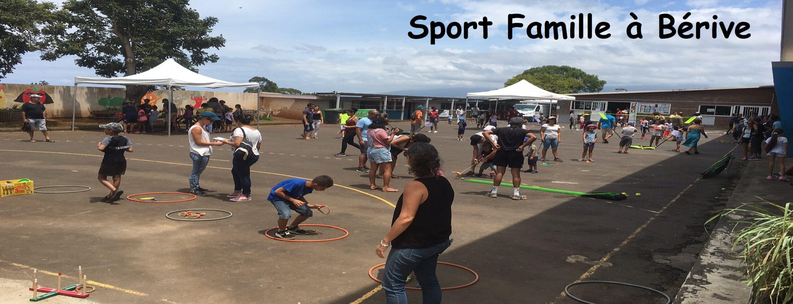 Sport Famille à Bérive