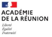 Académie de la Réunon